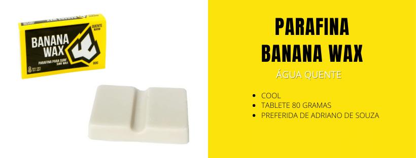 parafina surf banana wax