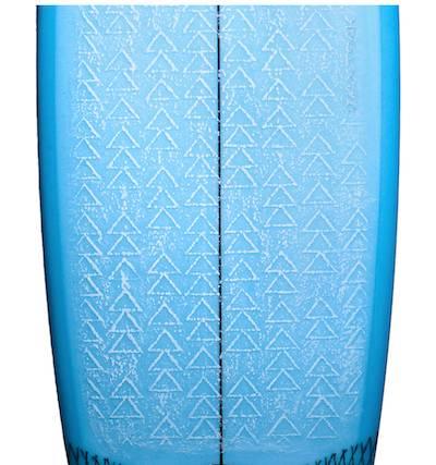 Waxtrack para prancha de surf Modelo Nomad