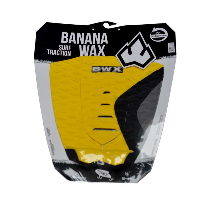 Deck Prancha de Surf Amarelo Banana Wax