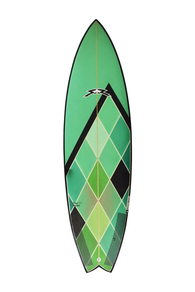 Prancha de Surf Fish 6'0 Roney Ribeiro