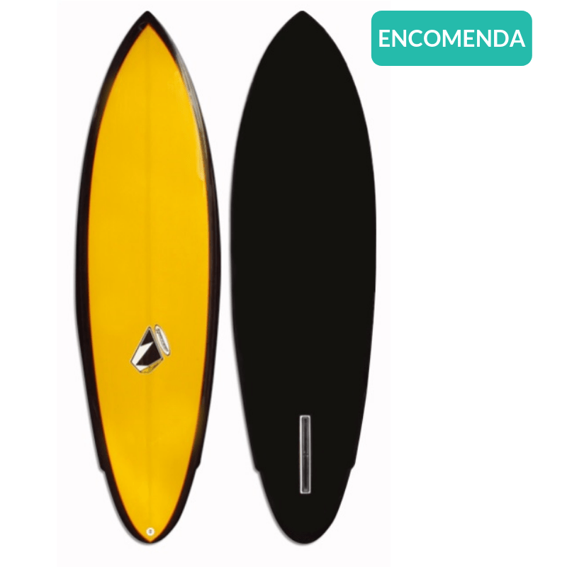Prancha de Surf Zampol Single Again Encomenda