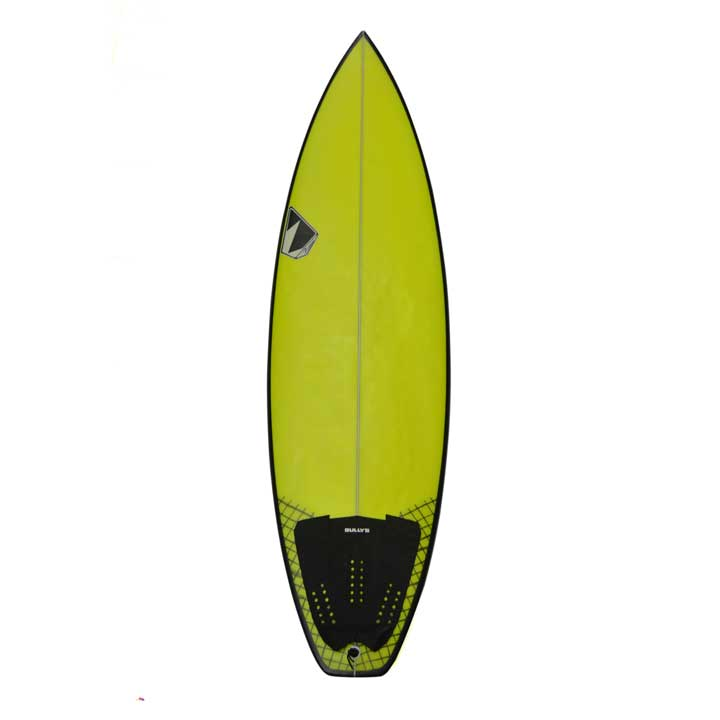 Prancha de Surf Usada 5'10 Zampol Day After