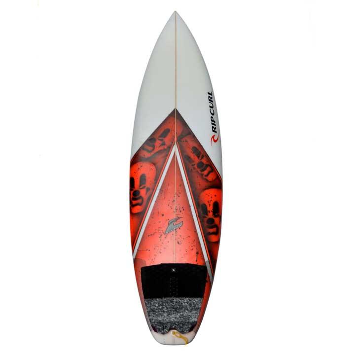 Prancha de Surf Usada 6'0 Rip Curl Z-Max