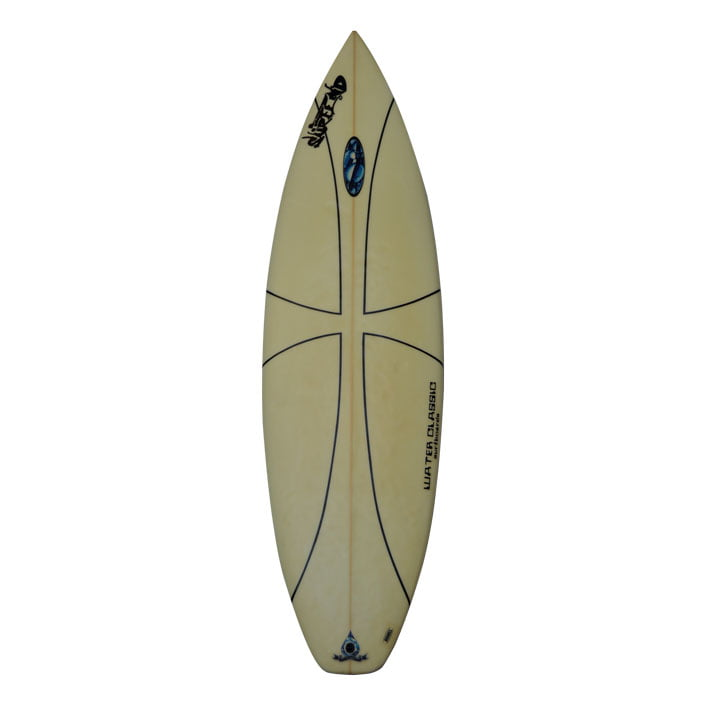 Prancha surf usada 6'0 Water Classic