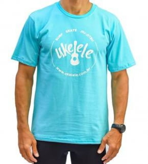 Camiseta Surf Skate Jiu Jitsu Ukelele