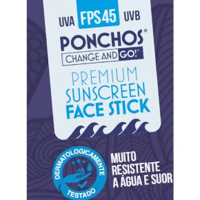Protetor Solar Facial Ponchos