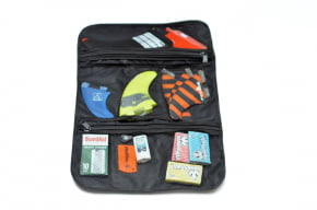 Kit Porta Quilhas + Quilha Surf FCS II