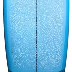 Waxtrack para prancha de surf Modelo Swell