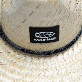 Chapeu Palha Surf Sessions Made In Earth