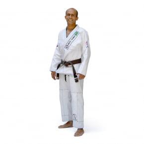 Kimono Jiu Jitsu Branco Ligth