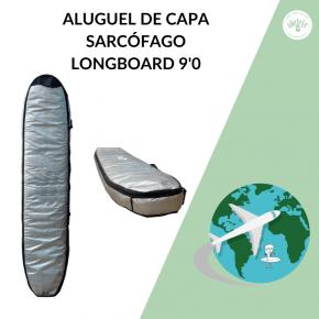 Capa Sarcófago Dupla Longboard 9'0 Locação