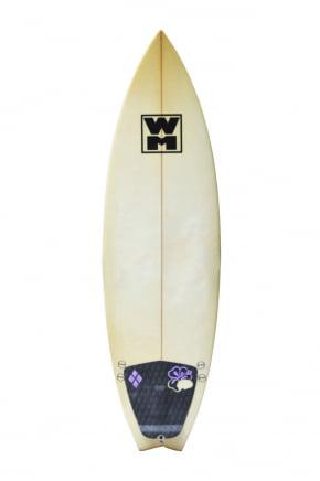 Prancha de Surf Usada 5'8 WM