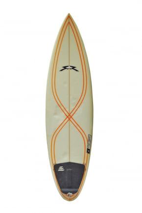 Prancha de Surf Usada 6'0 Roney Ribeiro - 2