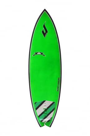 Prancha de Surf Usada 5'7 Shellfish
