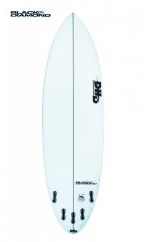 Prancha de Surf DHD BLACK DIAMOND