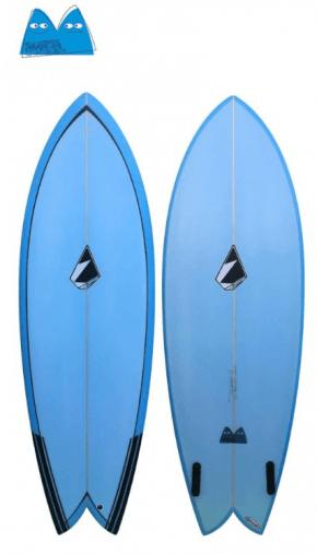 Prancha de Surf Zampol Twin Encomenda