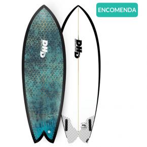 Prancha de Surf Biquilha DHD Mini Twin Encomenda – 2
