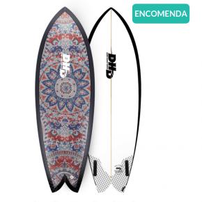 Prancha de Surf Biquilha DHD Mini Twin Encomenda – 6