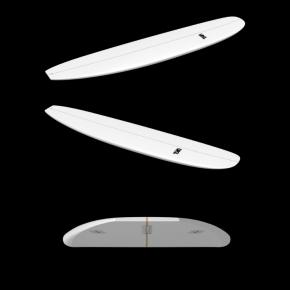 Prancha Longboard Classico para Manobras de Bico da UKL