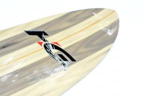 Prancha de Surf Funboard Usada 7'4 Hg Surf Boards