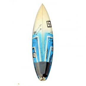 Prancha de Surf Usada 5'11 Simon Boards XFC