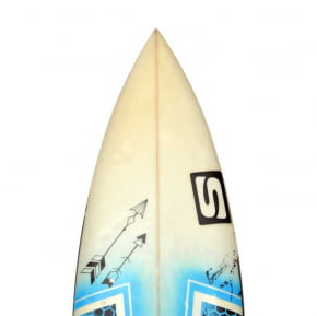 Prancha de Surf Usada 5'11 Simon Boards XFC