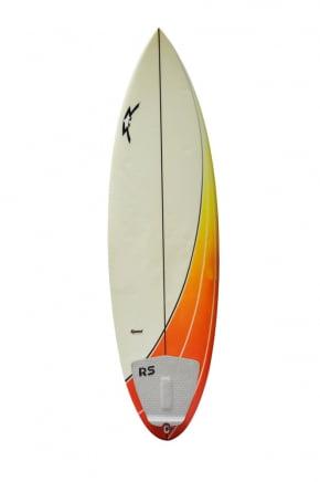 Prancha de Surf Usada 6'0 Roney Ribeiro