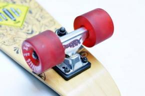 Mini Skate X7 Bamboo Usado