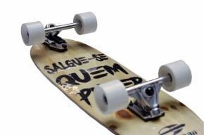 Skate Simulador de Surf Mormaii